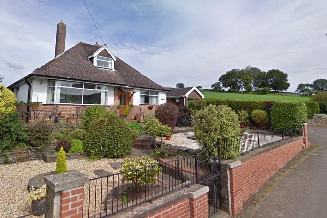 Thumbnail Detached bungalow for sale in Pleasant View, Bedlinog