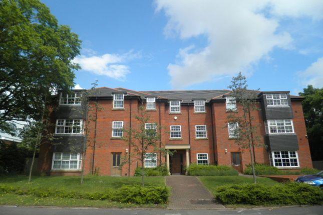 Thumbnail Flat to rent in The Parklands, Little Aston Road, Aldridge