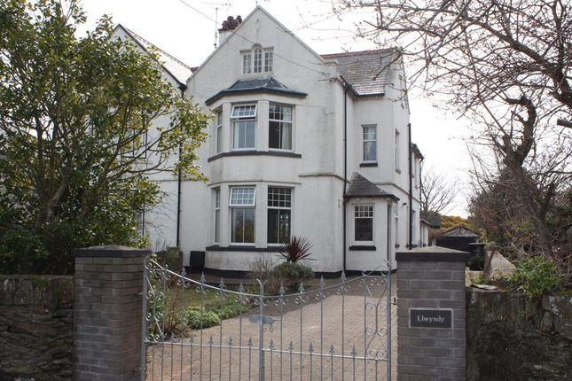 5 bed semi-detached house for sale in Llwyndy, Bull Bay Road, Amlwch