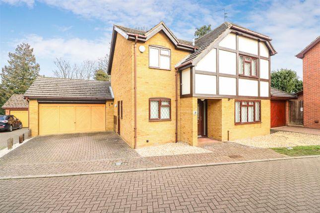Thumbnail Detached house for sale in Wymington Park, Rushden