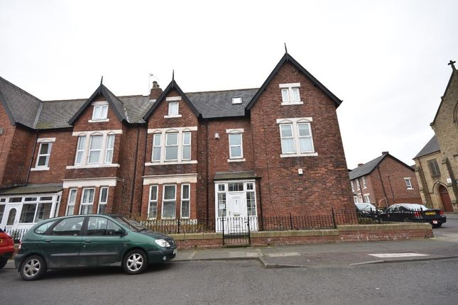 Thumbnail Terraced house for sale in Wellesley Terrace, Newcastle Upon Tyne