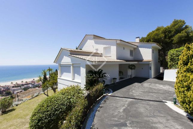 Thumbnail Villa for sale in Spain, Barcelona, Castelldefels, Bellamar, Sit2665
