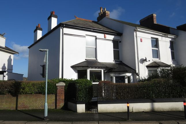 Semi-detached house for sale in Higher Compton Road, Hartley, Plymouth