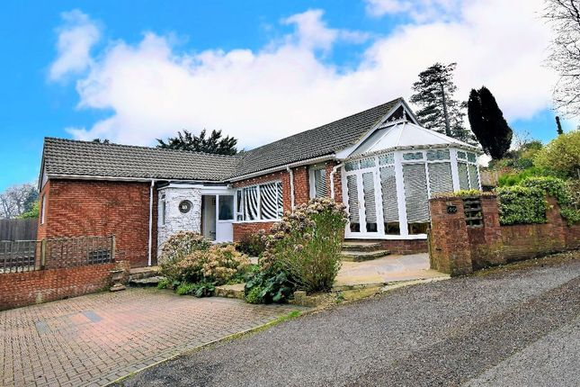 Thumbnail Bungalow for sale in Queens Road, Waterlooville