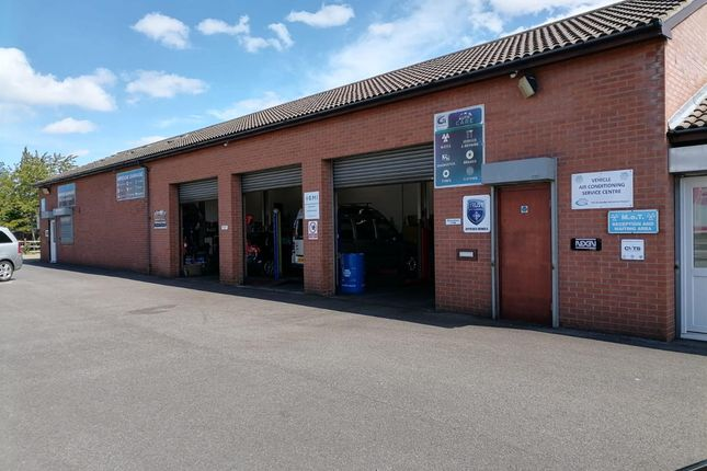 Thumbnail Commercial property for sale in Service, Repair And Mot Garage NE23, Annitsford, Tyneside