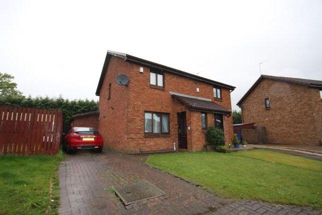 Thumbnail Semi-detached house to rent in Merlinford Avenue, Braehead, Renfrew