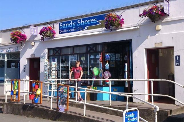 Retail premises for sale in Sandy Shores, Prince Of Wales Pier, Falmouth, Cornwall