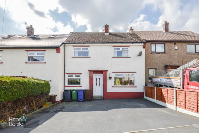 Thumbnail Terraced house for sale in Highfield Crescent, Barrowford, Nelson