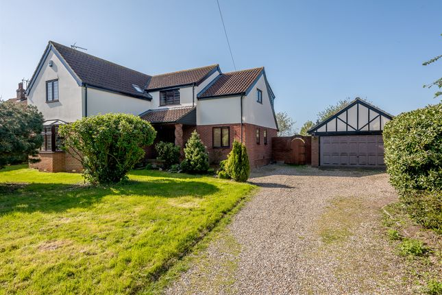 Thumbnail Detached house for sale in Staithe Road, Repps With Bastwick, Great Yarmouth