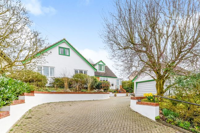 4 bed detached house for sale in Heydon Road, Great Chishill, Royston