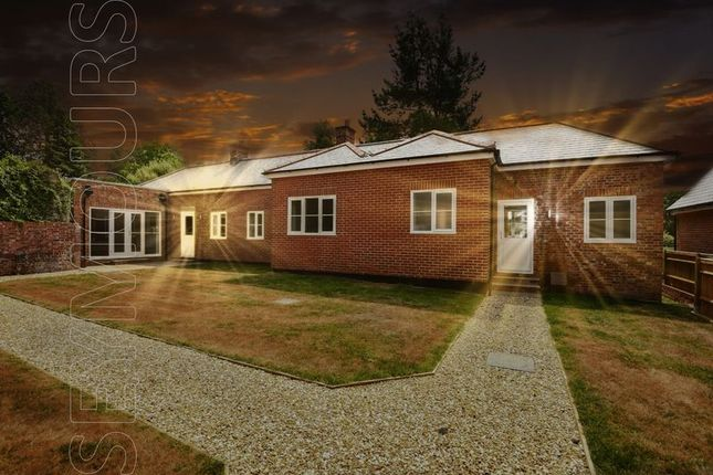 Thumbnail Bungalow for sale in Mill Lane, Forest Green, Dorking