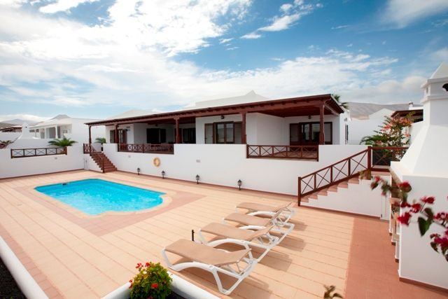 3 bed detached house for sale in Puerto Calero, Lanzarote, Canary Islands, Spain