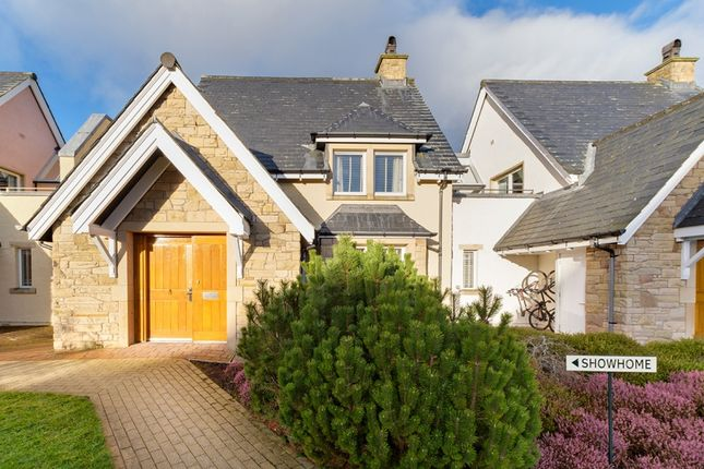 Thumbnail Lodge for sale in Glenmor, Gleneagles, Perthshire