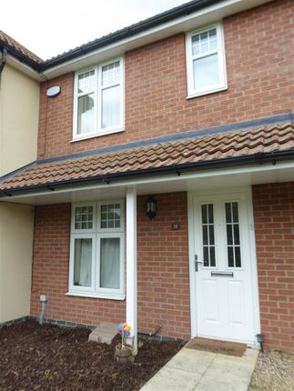 Thumbnail Terraced house to rent in Rawson Way, Hornsea