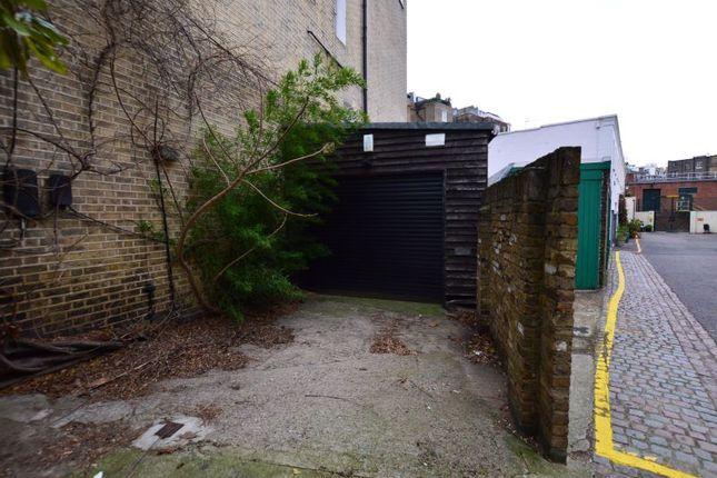Thumbnail Land for sale in Garage At 40 Lexham Gardens, Kensington, London