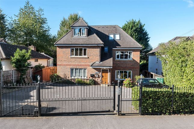 Thumbnail Flat for sale in Briar Patch, 11 Salisbury Road, Farnborough, Hampshire