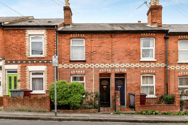 Thumbnail Terraced house for sale in Sherman Road, Reading