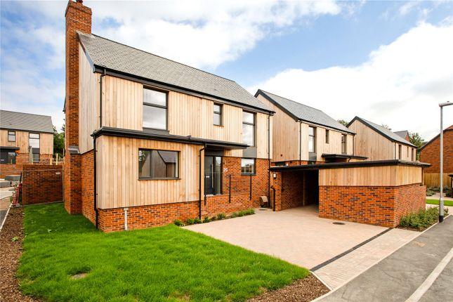 4 bed detached house for sale in Bourne View, Allington, Salisbury, Wiltshire SP4