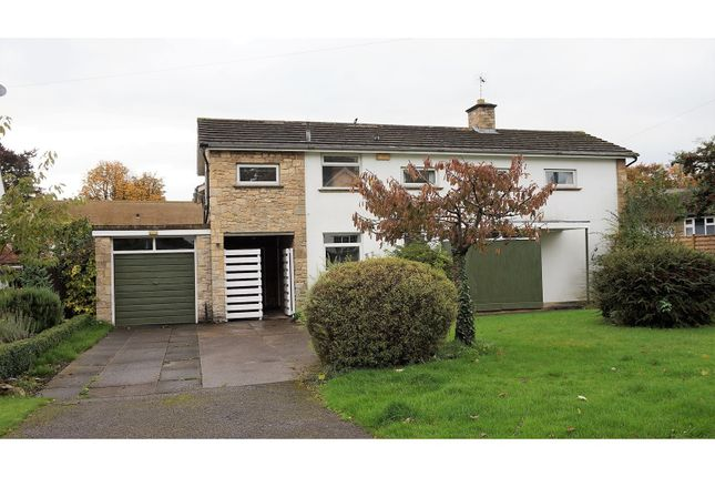 Thumbnail Detached house for sale in Linton Avenue, Wetherby