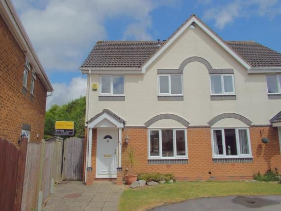 Thumbnail Semi-detached house for sale in Rownhams, Southampton, Hampshire