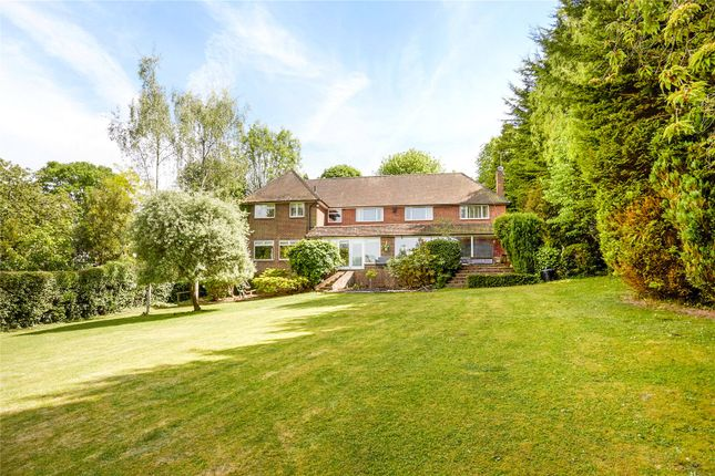 Thumbnail Detached house for sale in Garden Close, Leatherhead, Surrey