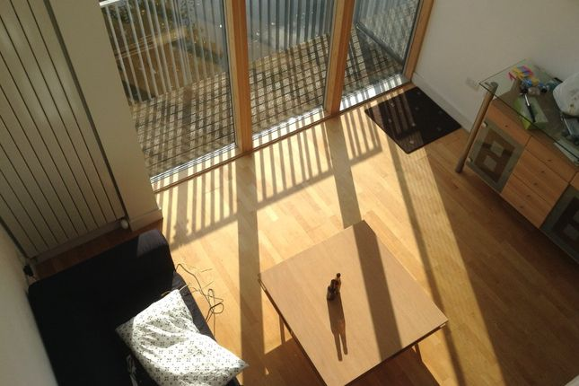 Thumbnail Town house to rent in Electric Wharf, Coventry