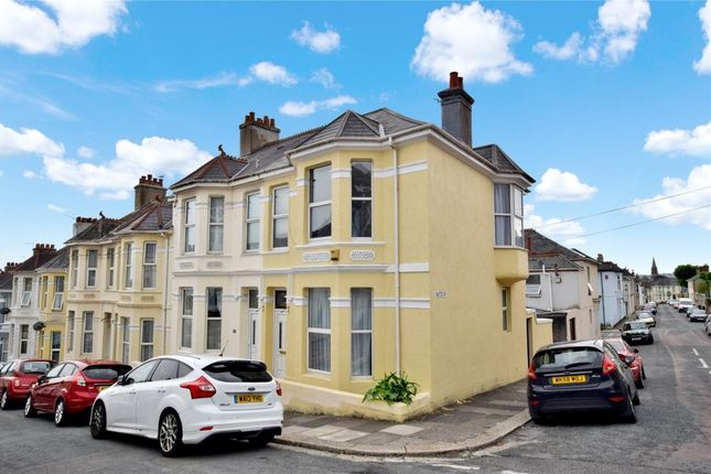 Thumbnail Terraced house for sale in Craven Avenue, Plymouth, Devon