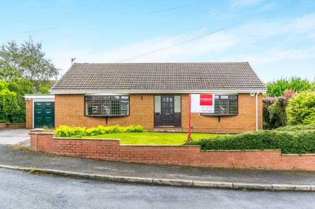 Thumbnail Bungalow for sale in Jennings Close, Hyde, Manchester, Greater Manchester