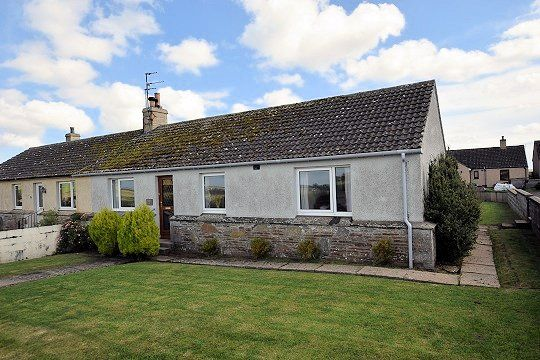 Thumbnail Semi-detached bungalow for sale in 6 Thura Place, Bower