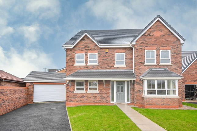 Thumbnail Detached house for sale in Fossdale Moss, Leyland