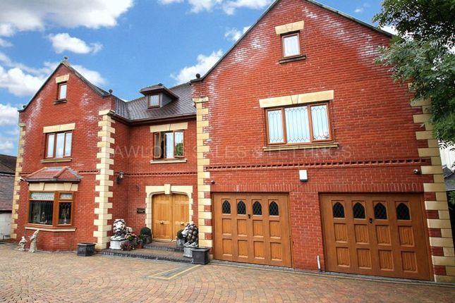Thumbnail Detached house to rent in Spareleaze Hill, Loughton