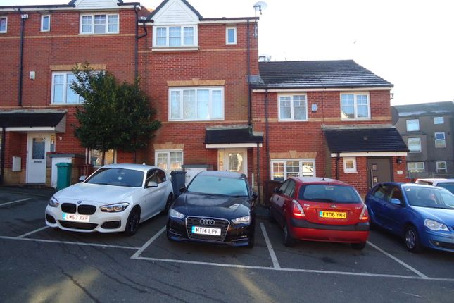 Thumbnail Semi-detached house to rent in Martingale Court, Cheetham Hill, Manchester