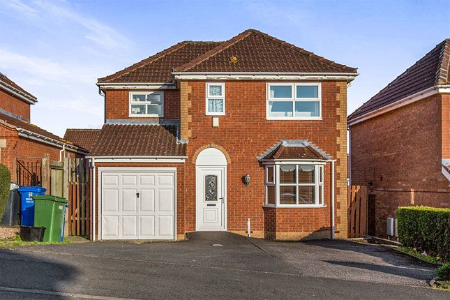 Thumbnail Detached house to rent in Ladywood Drive, Chesterfield
