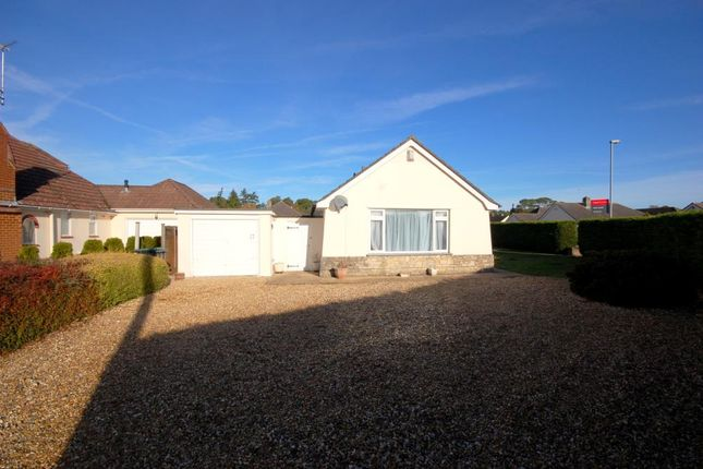 Thumbnail Detached bungalow for sale in Mayfield Drive, Ferndown