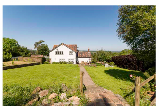 Thumbnail Farmhouse for sale in Oakridge Lane, Winscombe, Somerset