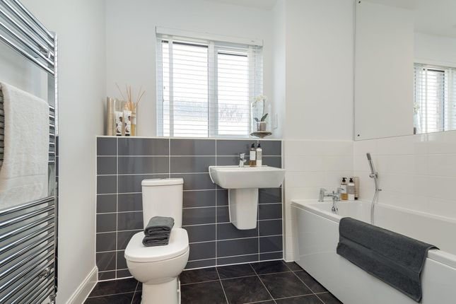 ... Cambridge CB2; Bathroom of Maison at Hauxton Road, Trumpington, ...