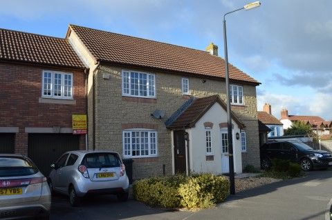 2 bed flat for sale in Harvest Lane, West Wick, Weston Super Mare