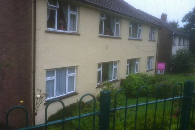 Thumbnail Flat for sale in Brynheulog, Mountain Ash