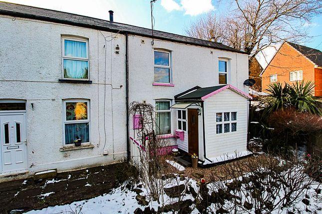 Thumbnail Terraced house for sale in Austin Road, Sebastopol, Pontypool