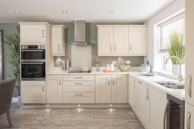 "Thumbnail Detached house for sale in ""Thornton"" at Walnut Close, Keynsham, Bristol"