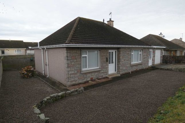 Thumbnail Detached bungalow for sale in 32 Springfield Road, Elgin