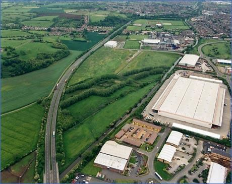 Thumbnail Industrial to let in Plot 3, Centrum Logistics Park, Burton Upon Trent