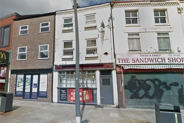 Leisure/hospitality to let in Parliament Row, Hanley, Stoke On Trent, Staffs