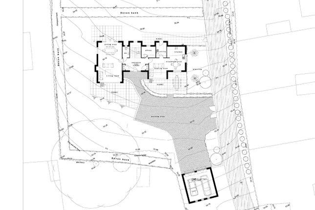 Thumbnail Land for sale in Longmeadow Road, Lympstone, Devon