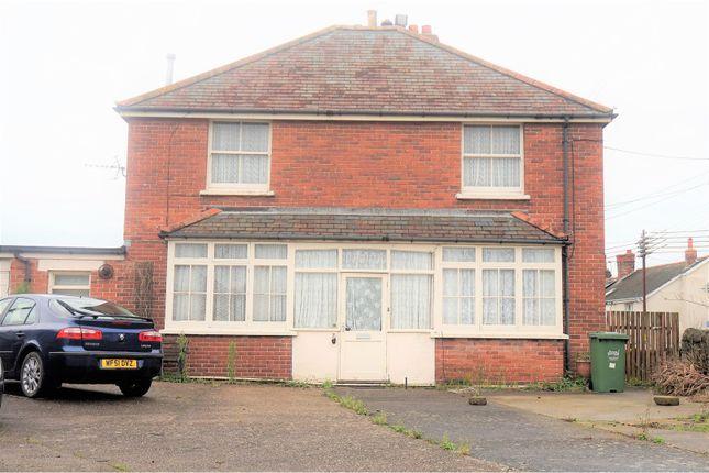 Thumbnail End terrace house for sale in Saunton Road, Braunton