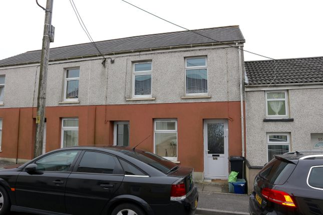 Thumbnail Flat for sale in High Street, Caeharris, Merthyr Tydfil