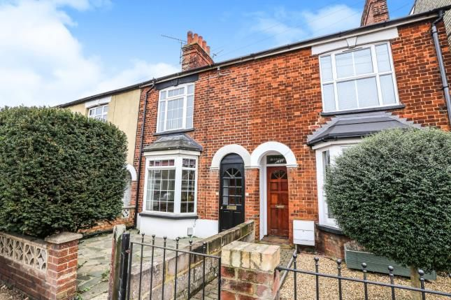 Thumbnail Terraced house for sale in Grove Road, Hitchin, Hertfordshire, England