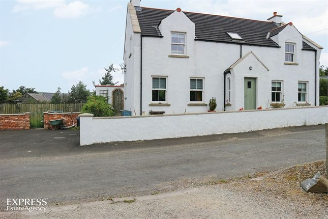 Thumbnail Detached house for sale in Ballyvennaght Road, Ballyvoy, Ballycastle, County Antrim