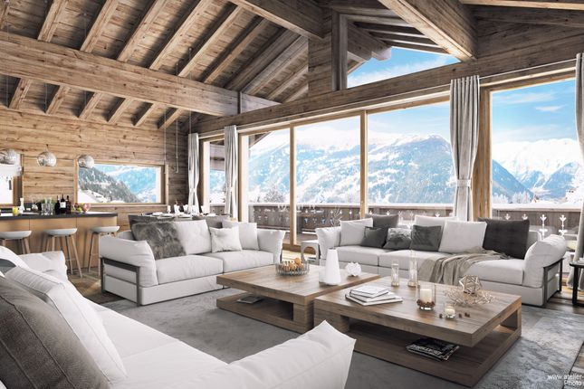 Thumbnail Chalet for sale in Route De Verbier Station 2, Verbier, Valais, Switzerland