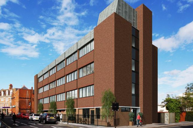 Thumbnail Flat to rent in Gordon Place, Aldershot